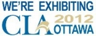 We`re Exhibiting at the CLA 2012 Conference and Trade Show in Ottawa